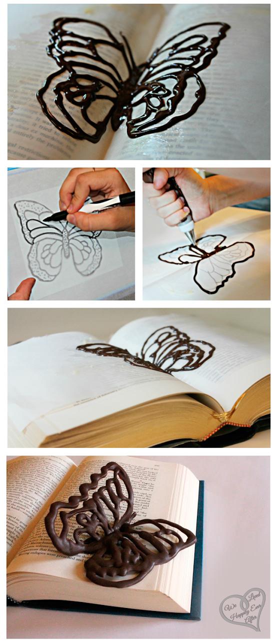 Chocolate-Butterflies!!!!!!!!